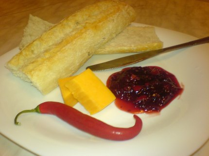 Redcurrant and onion relish « Cooking with passion
